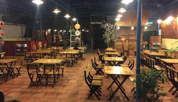 Bộ bàn ghế quán ăn nhậu nhà hàng giá rẻ