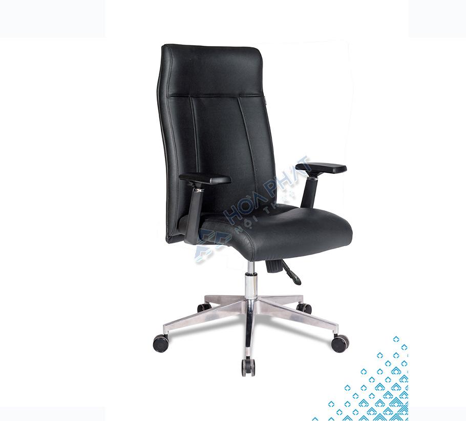 Ghế làm việc chân xoay giá rẻ SG922HK- PVC