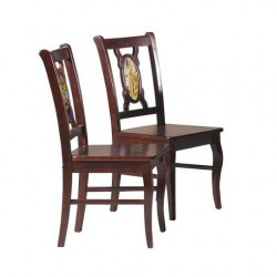Ghế ăn bằng gỗ tự nhiên TGA21